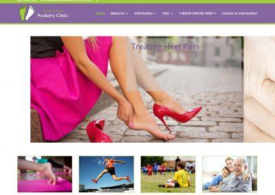 Eastwood Website Development