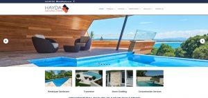 Hayda Natural Stone - Mona Vale Website Design