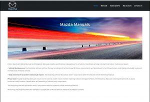 Mazda Australia Website Development