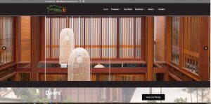 Shamrock Joinery - Central Coast Website Design