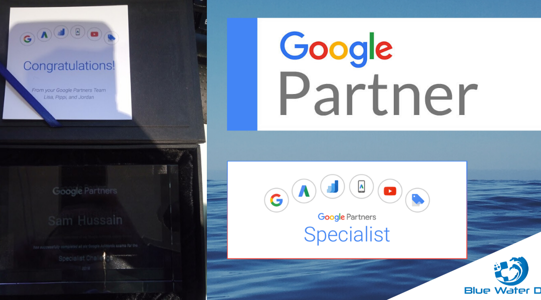 what does it mean to be a google partner