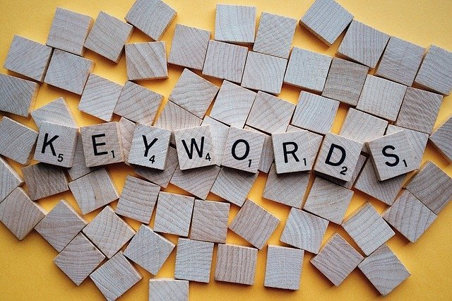 Choosing the right keywords for Google