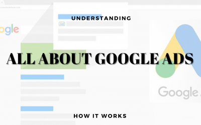 All About Google Ads – Understanding How It Works