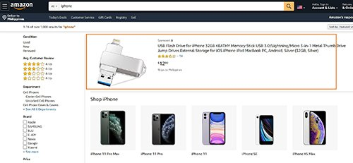 Amazon Ad Platform Sample
