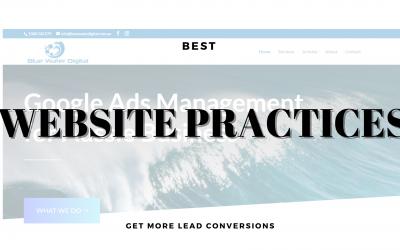 Best Website Practices 2020 – Get More Lead Conversions