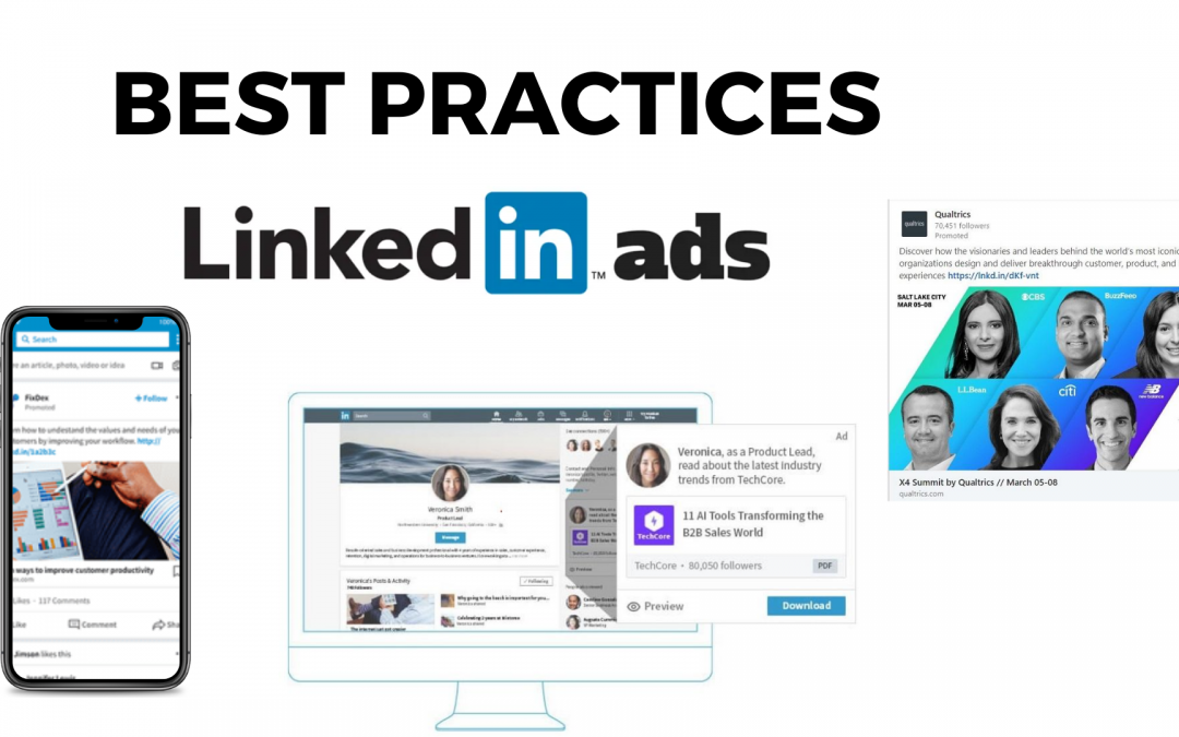 LinkedIn Ads Best Practices - Featured Image