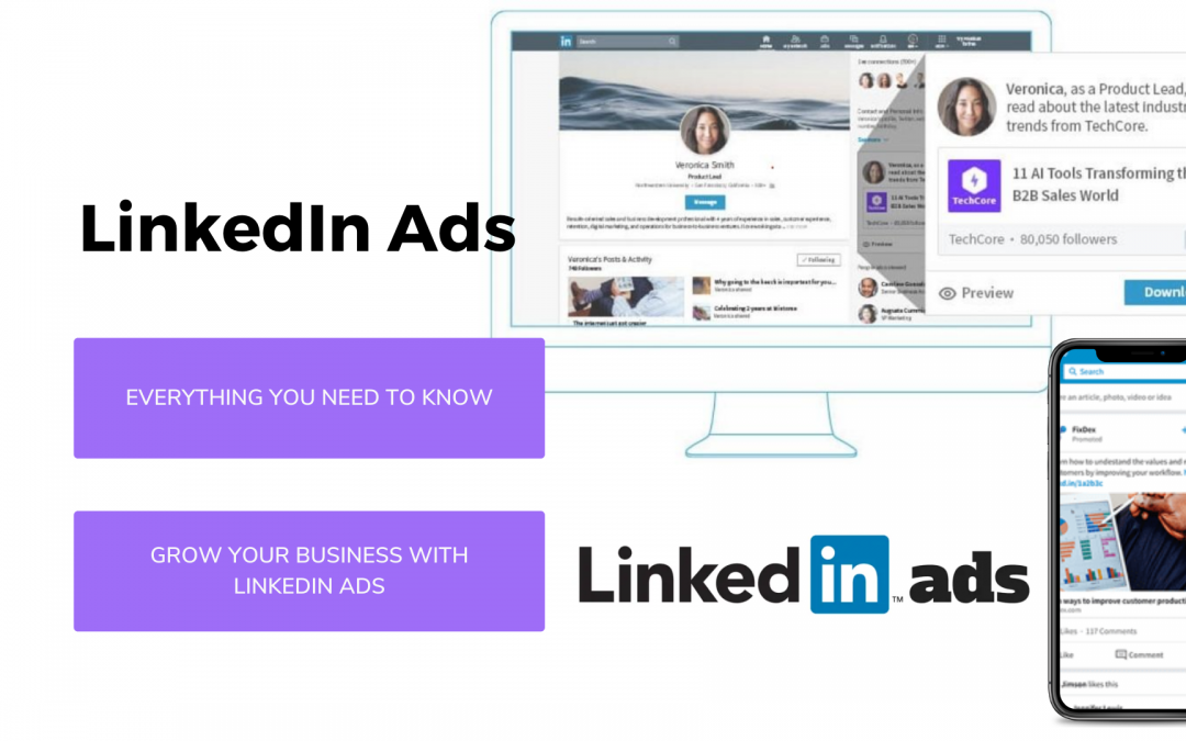 LinkedIn Ads - Featured Image