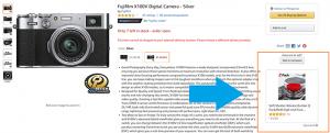 Sample of Amazon Ad Platform