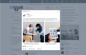 Sponsored Image - LinkedIn Ads