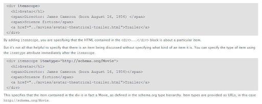 Schema Metadata