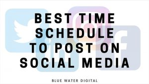 Featured Image - Best Time to Post on Social Media