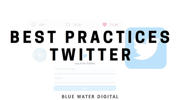 Best Practices Twitter - Featured Image