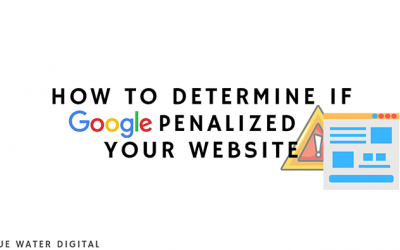 How to Determine if Google Penalized Your Website