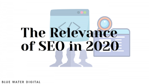 Featured Image - Relevance of SEO in 2020