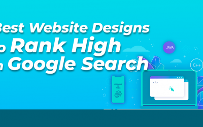 Best Website Designs to Rank High in Google Search
