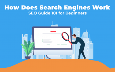 How Does Search Engines Work – SEO Guide 101 for Beginners