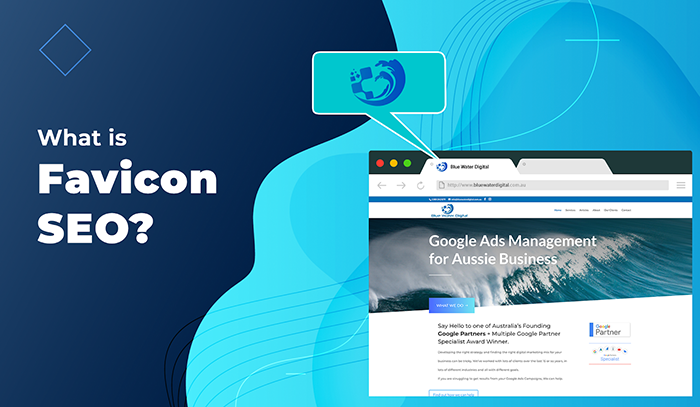 What is Favicon SEO?