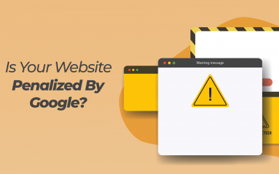 How to Determine if Google Penalised Your Website