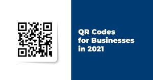 QR Codes for Business in 2021