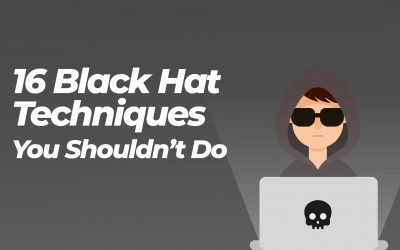 16 Black Hat Techniques You Shouldn't Do