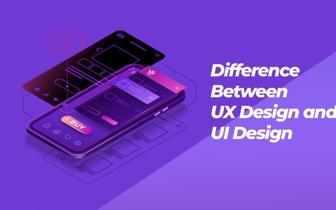 UX Design and UI Design